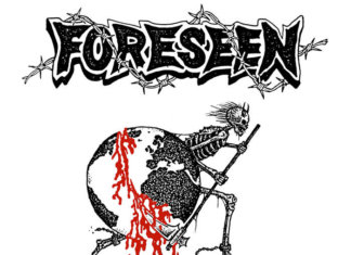 Foreseen - Infiltrator / Wide Awake Nightmare (2019)