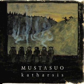 Mustasuo - Katharsis (2020)