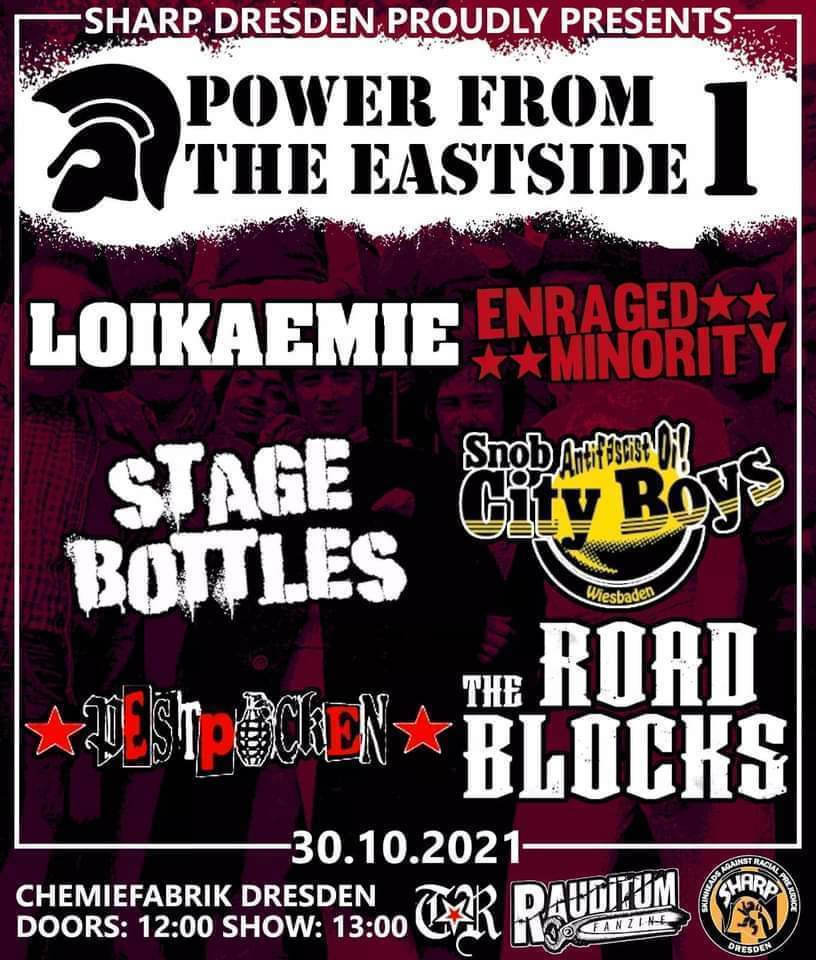 1. Power From The Eastside Festival 2021