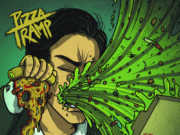 Pizza Tramp - Blowing Chunks ::: Review (2016)