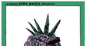 Pura Mania - Cerebros Punk ::: Review (2017)