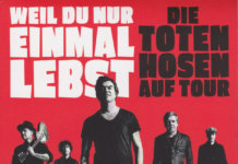 Die Toten Hosen - Weil Du Nur Einmal Lebst (DVD - JKP - 2019)