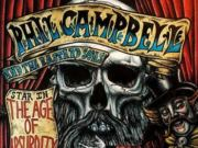 Phil Campell And The Bastard Songs - The Age Of Absurdity ::: Review (2018)