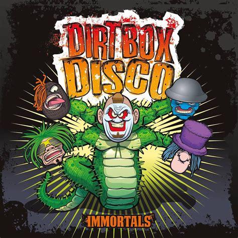 Dirt Box Disco - Immortals ::: Review (2018)