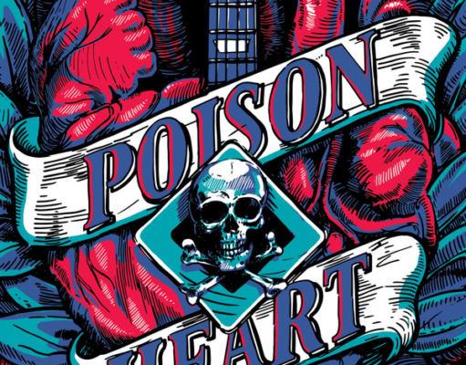 Poison Heart - Heart Of Black City