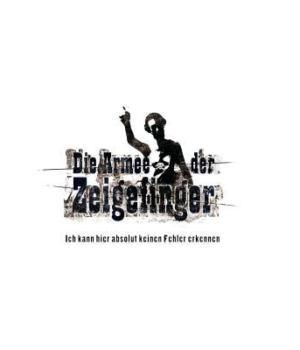 The Incredible Herrengedeck / Die Armee der Zeigefinger – Split