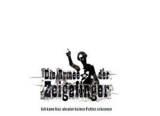 The Incredible Herrengedeck / Die Armee der Zeigefinger – Split