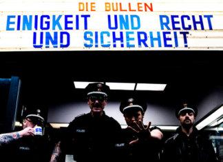 Die Bullen - Einigkeit und Recht und Sicherheit