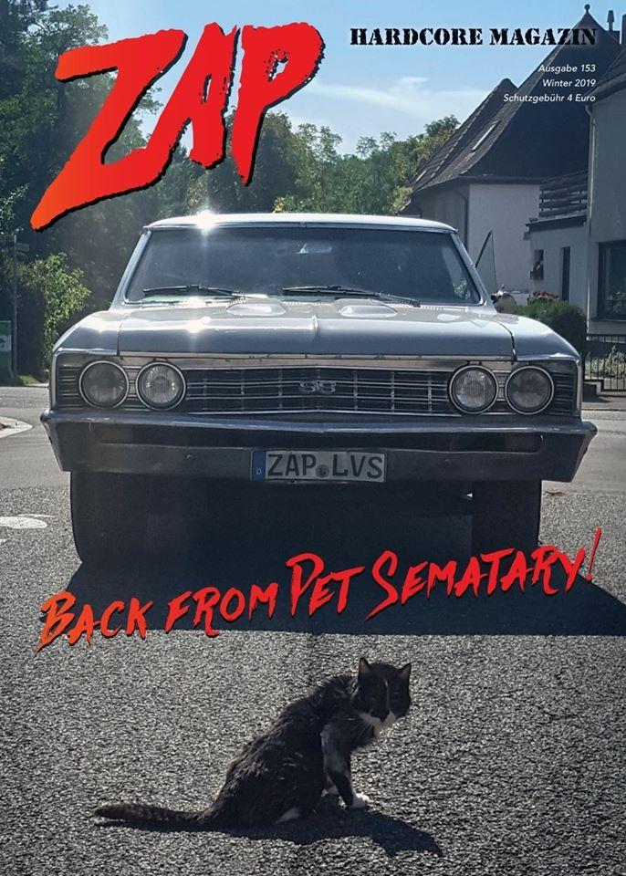 ZAP Magazin is back!