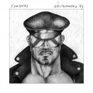 X Raiders - Weltschmerz '89 (2020)