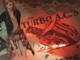 The Turbo A.C.'s / V8 Wankers - Split (2019)