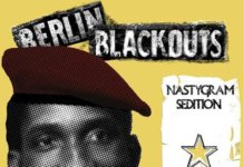 Berlin Blackouts - Nastygram Sedition