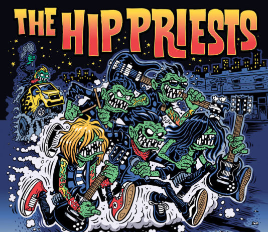The Hip Priests - Solid Gold Easy Option (2020)