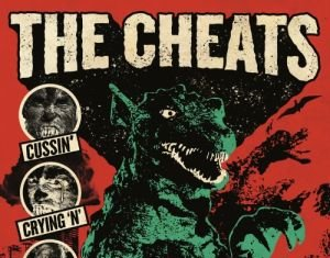 The Cheats - Cussin' Crying 'n' Carrying On (2020)