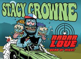 Stacy Crowne - Radar Love / Dead Of Night (2021)