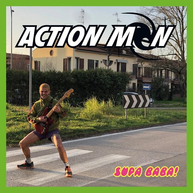 Actionmen - Supa Baba! (2021)