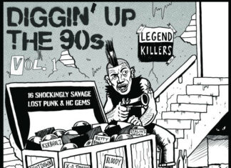 Diggin' Up The 90s Vol. 1 – Compilation (2021)