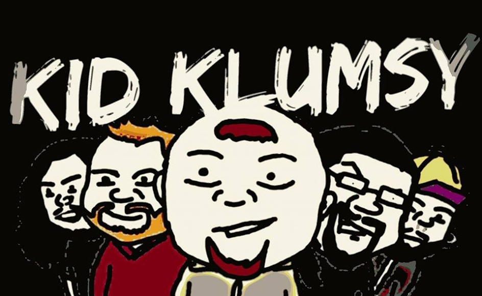 Kid Klumsy - Spit Your Dummy Out!