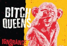 Bitch Queens / The Drippers - Split (2021)