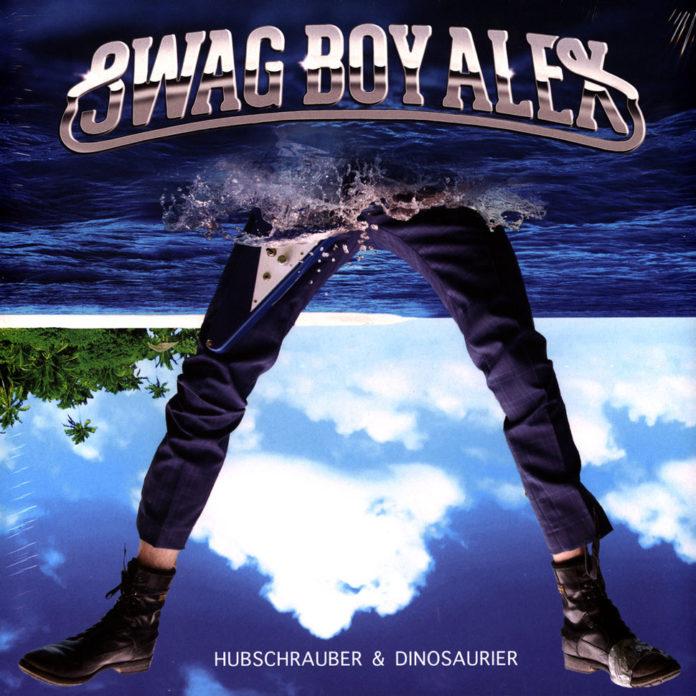 Swag Boy Alex - Hubschrauber & Dinosaurier (2021)