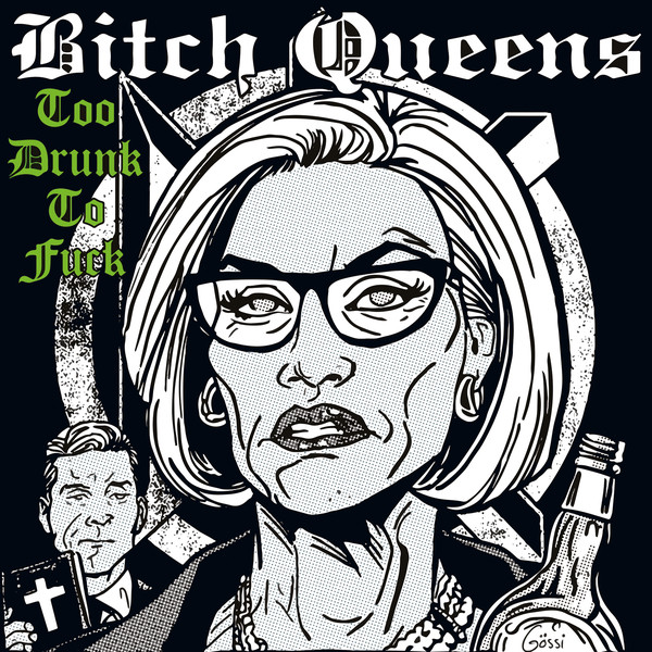 Bitch Queens / Deliahs '77 - Split (2020)