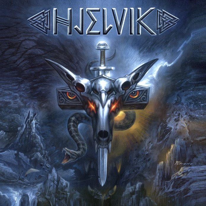 Hjelvik - Welcome To Hel (2020)