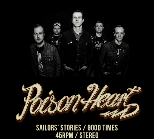 Poison Heart - Sailors' Stories / Good Times (2021)