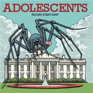 The Adolescents - Russian Spider Dump (2020)