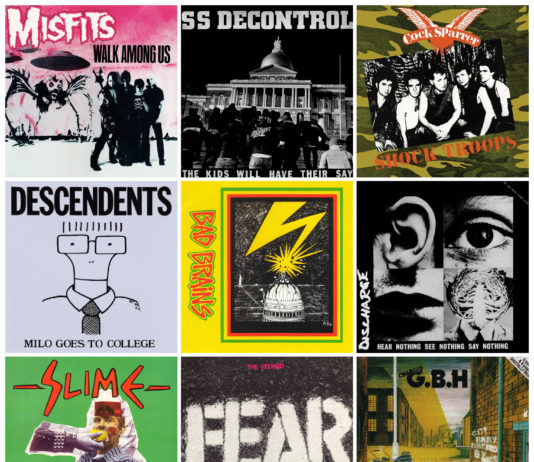 Hardcore-Punk-Alben aus dem Jahr 1982