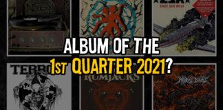 Album Of The Quartal 1 2021