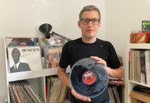 Nico Michaelis von der Vinyl-Manufaktur