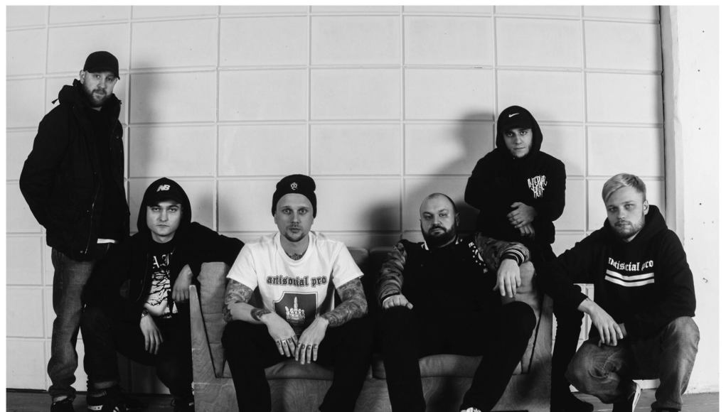 210 - Hardcore-Band Moskau (Pressebild, 2019)