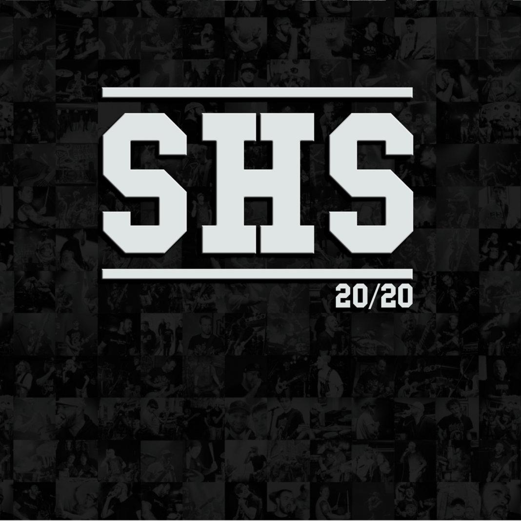 Superhero Status - 20/20 (2020)