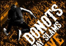 Donots – Birthday Slams Live! (CD/LP – Solitary Man Records – 2020)