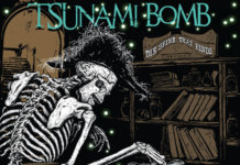 Tsunami Bomb - The Spine That Binds (2019)