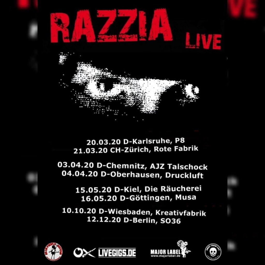 Razzia - Live 2020
