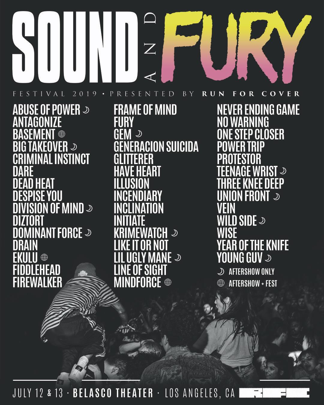 Sound and Fury Fest 2019