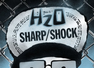 H2O / Sharp/Shock - Split (2019)