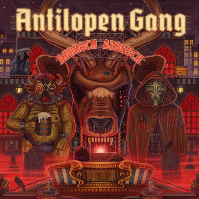 Antilopen Gang - Abbruch, Abbruch (2020)