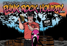 Punk Rock Holiday 2019 Sampler