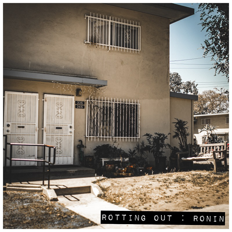 Rotting Out - Ronin (2020, Cover)