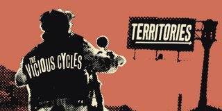 Territories / The Vicious Cycles – Split-Single (2020)