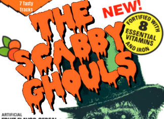 The Scabby Ghouls - The Scabby Ghouls