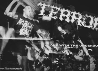 "TERROR veröffentlichen neues Video ""Resistant To The Changes"""