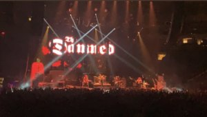 The Damned @Madison Square Garden