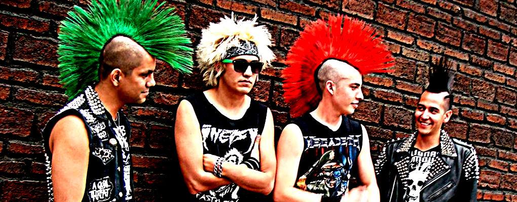 Acidez - Punk - Streetpunk - Interview - 2015 - Mexiko Band - www.awayfromlife.com
