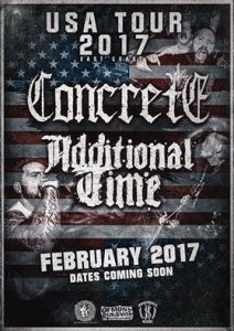 Additional Time - USA Tour 2017