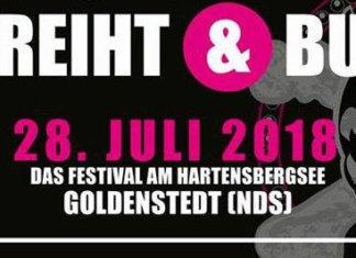 Afdreiht un Buten - Festival am Hartensbergsee 2018