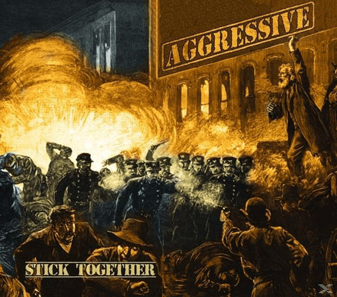 Aggresive - Stick Together