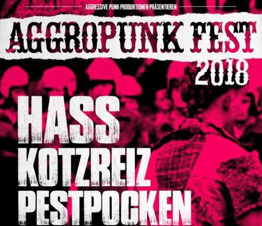 Aggropunk Fest 2018